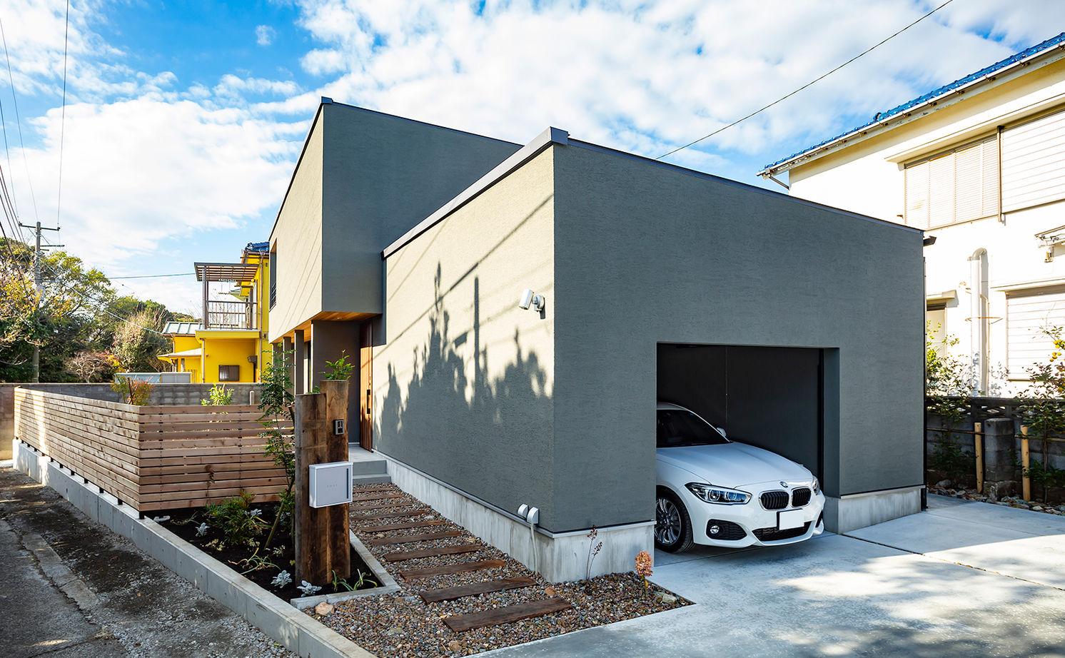 【2500~2999万円/2LDK】設計力の高さに魅かれて依頼!理想が詰まった土間玄関のある家画像1
