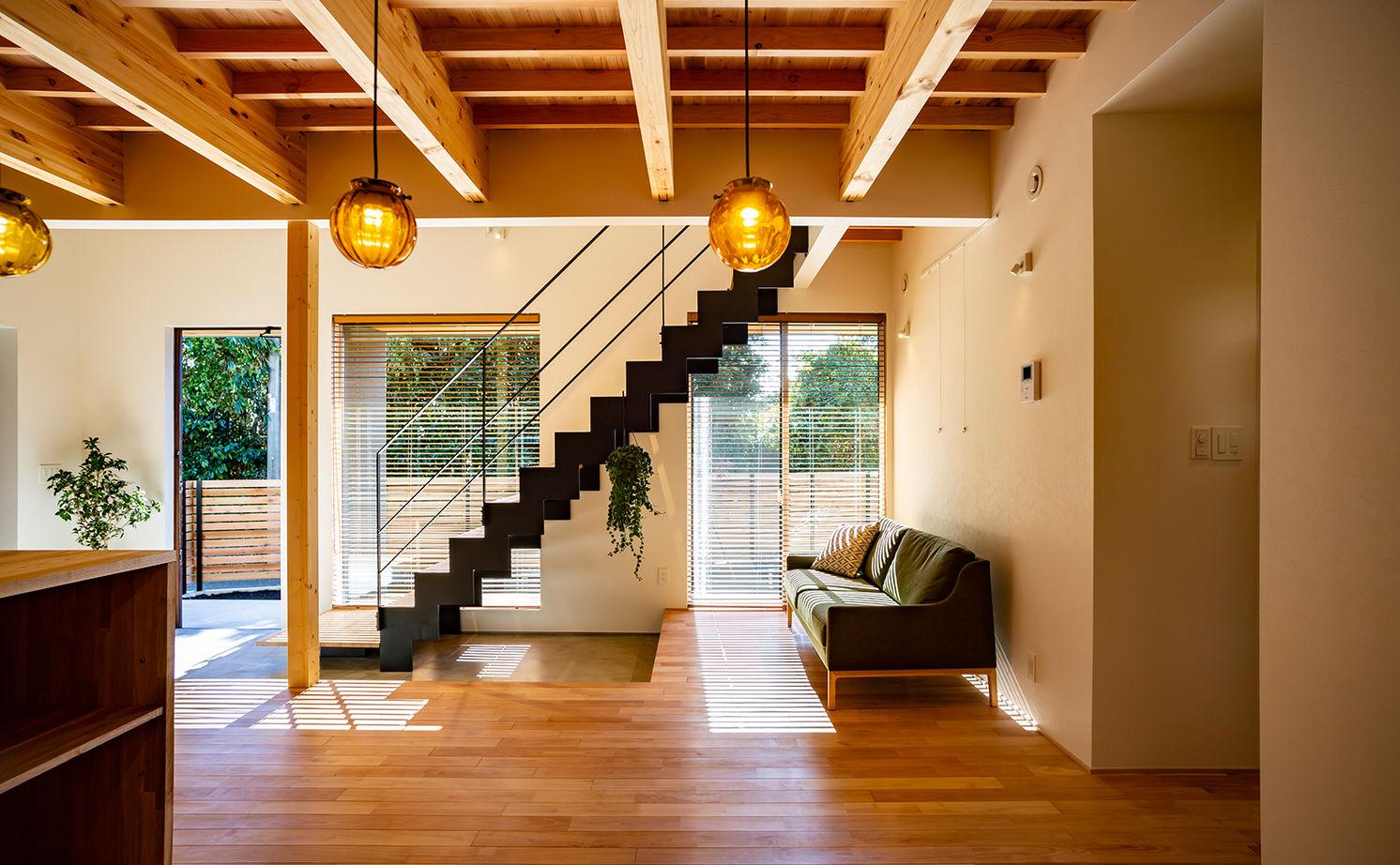 【2500~2999万円/2LDK】設計力の高さに魅かれて依頼!理想が詰まった土間玄関のある家画像3