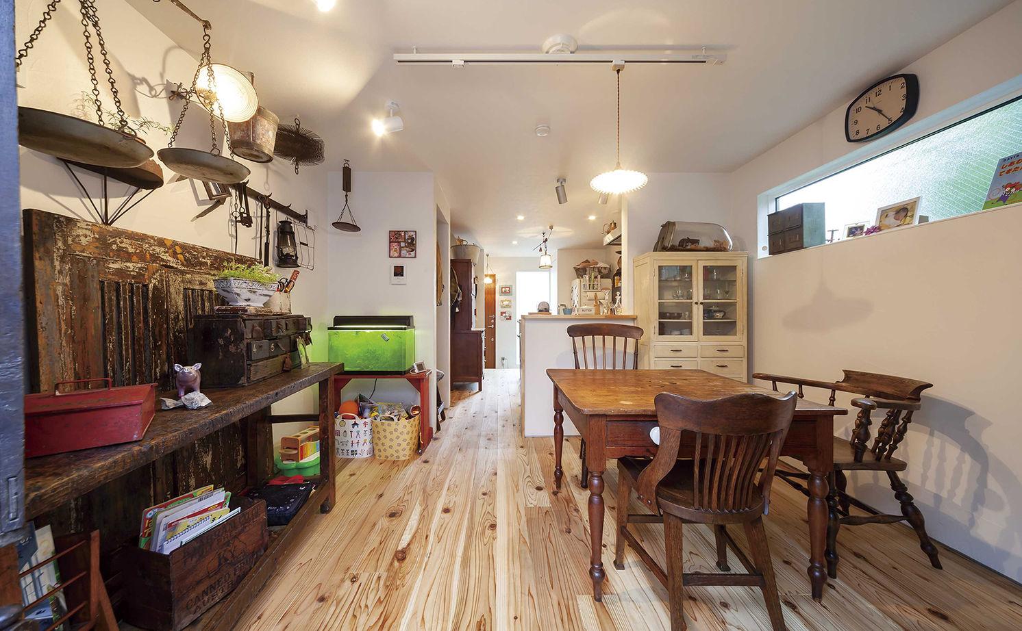 【1470万円】13.8坪の敷地に夢を詰め込んだ「アンティーク・レトロ」な住まい画像1