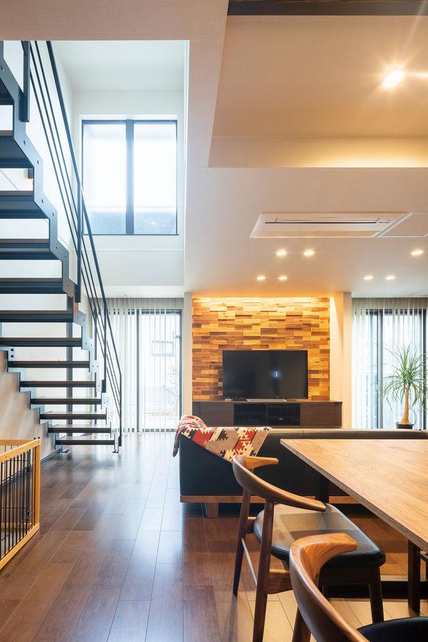 カッコよく、暮らしやすい。夫婦の憧れをカタチにした、寛ぎのデザイン住宅画像3