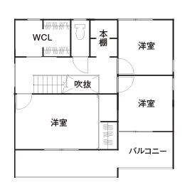 【ナチュラル×シンプルモダン※間取図あり】デザイン&価格を両立。シンプルで豊かに暮らせる家が1800万円画像5