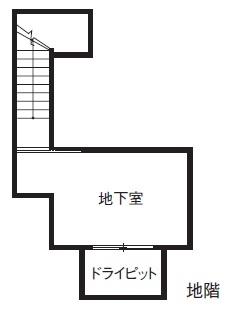 【間取り有】【40坪台/3000万円台】【地下室付二世帯住宅】家族みんなが楽しむ住まい画像4