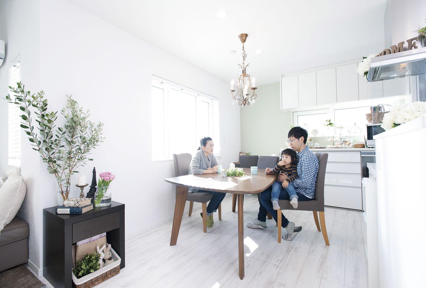 【間取り有】【40坪台/3000万円台】【地下室付二世帯住宅】家族みんなが楽しむ住まい画像3