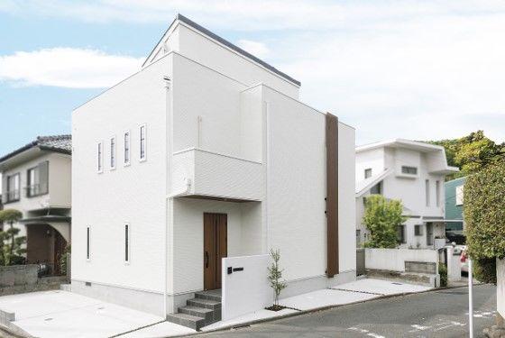 【間取り有】【30坪台/2000万円台】カッコよく、居心地がいい!ランドリールームで家事もスマートに画像1