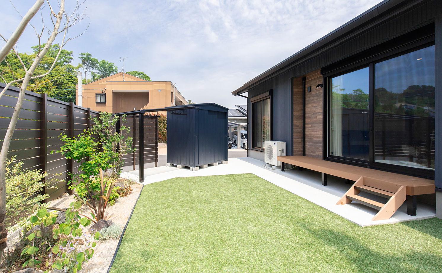 平屋でのびのび暮らしたい!木の温もりとセンスのいい家具、ZEHの省エネ性もしっかり画像2