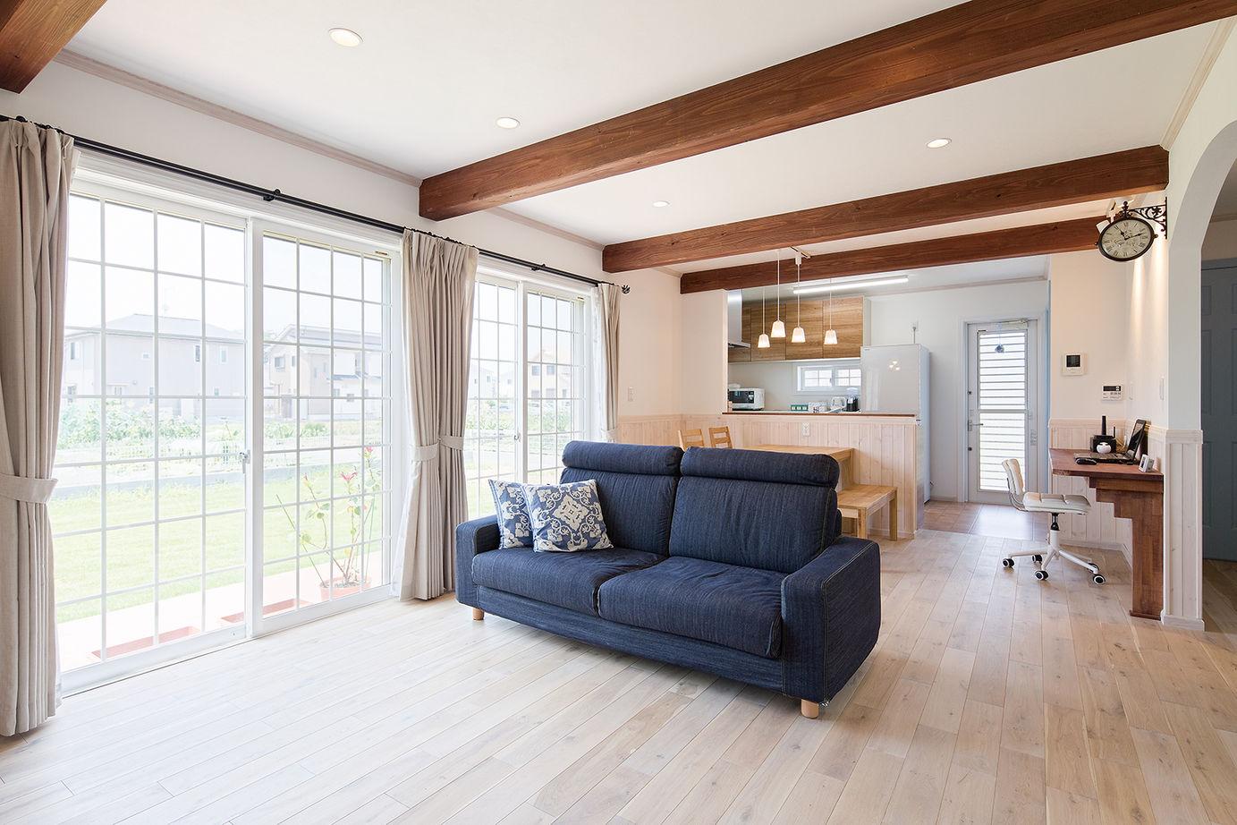 【1500万円台】本格派の南欧風の家を建てたい!こだわりを詰め込んで「かわいい」を叶えた輸入住宅画像3
