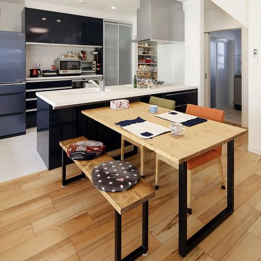 【2,000~2,500万円】オープンキッチンやパントリーなど工夫がいっぱい!年中快適なアメリカンビーチハウス画像2