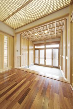 世代を超えて引き継げる。3世帯が心地よく暮らす、日本建築の粋を集めた家画像3
