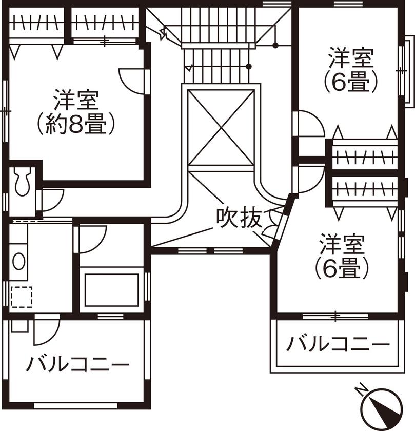 【3500~4000万円/埼玉県】《プロヴァンス風》 リビング隣接のテラススペースでティータイムを楽しむ画像5