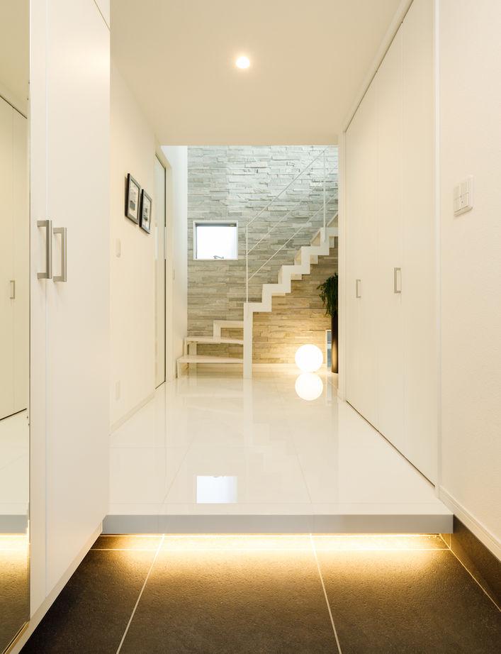 シンプルモダンの白い外観に、センスのよさが光る美しいインテリアと機能的な設備画像3