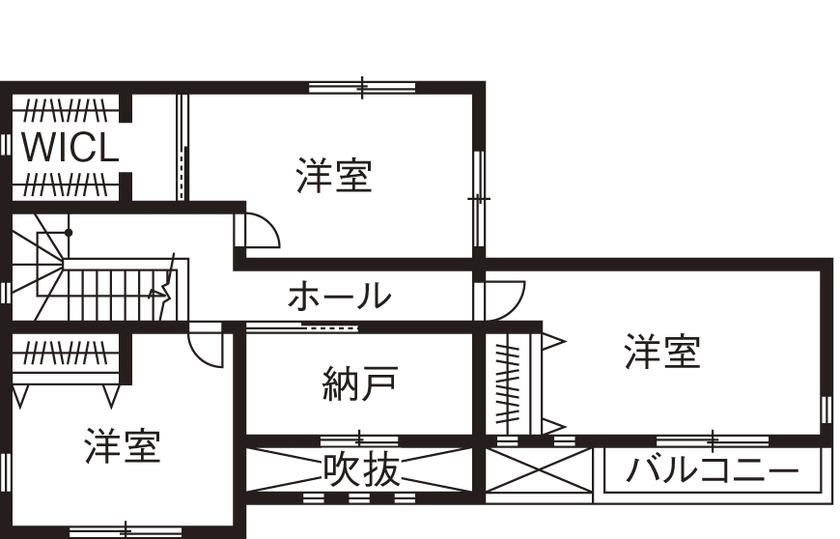 【2000万円台/139.53平米/間取り図あり】遊び心あるワクワク空間を実現 価格やサービスにも満足な快適な家画像5