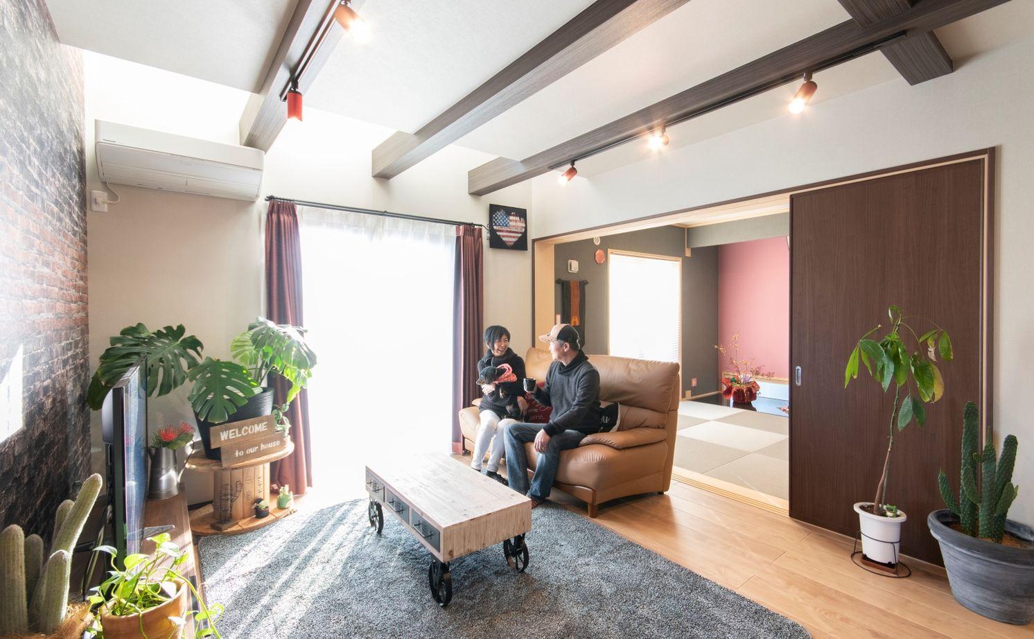 【2000万円台/139.53平米/間取り図あり】遊び心あるワクワク空間を実現 価格やサービスにも満足な快適な家画像2