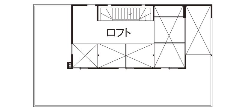 「ガレージハウス」「屋上庭園」と趣味にこだわったビルトインガレージの家【間取り有】画像6