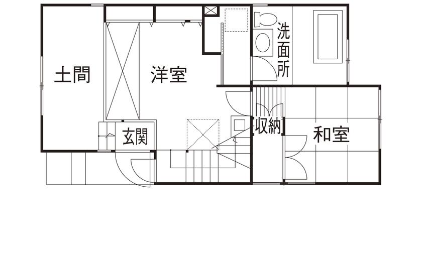 【1870万円/間取リ図有】プロの設計士とゼネコン現場監督が建てた家画像4