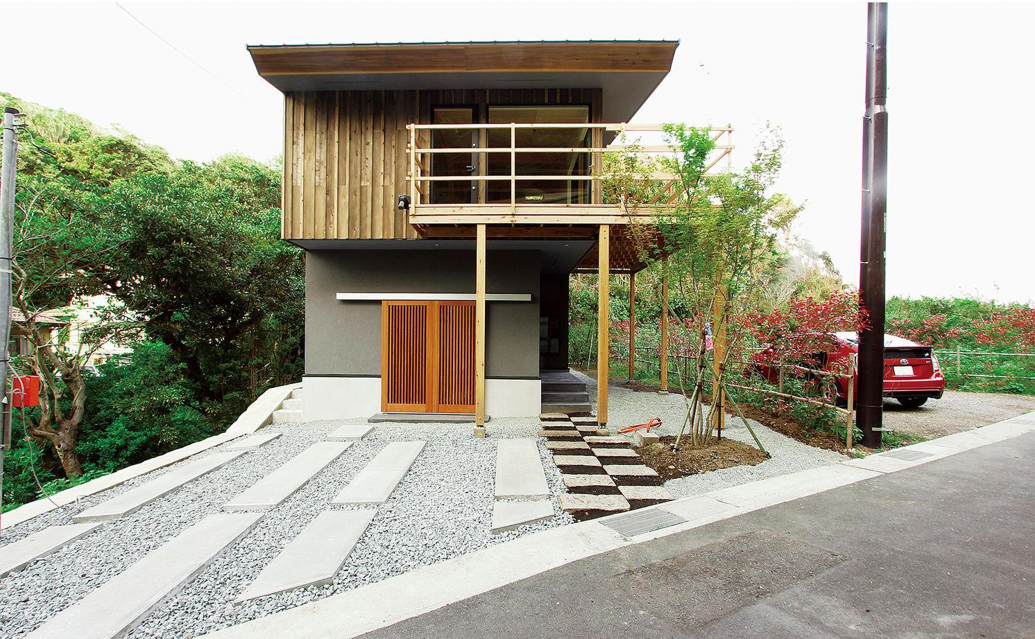【1870万円/間取リ図有】プロの設計士とゼネコン現場監督が建てた家画像1