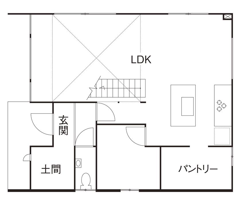 建築業界の方が建てた家【間取り有】画像4