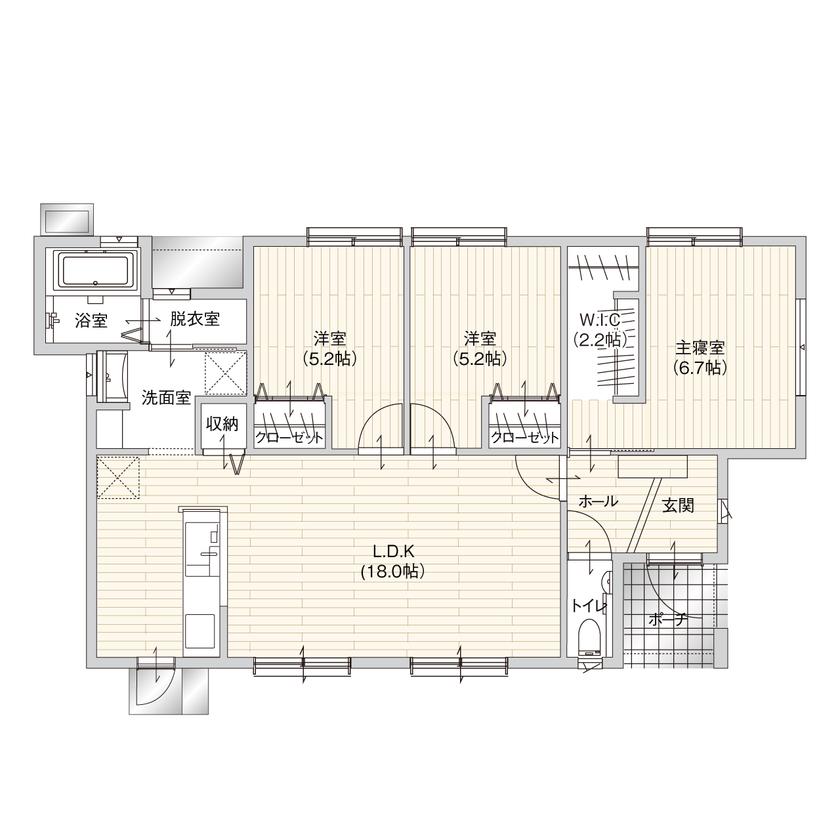 「マイホームが欲しい!」という夢を叶えた、人との出会いとコストパフォーマンス重視の家づくり画像4