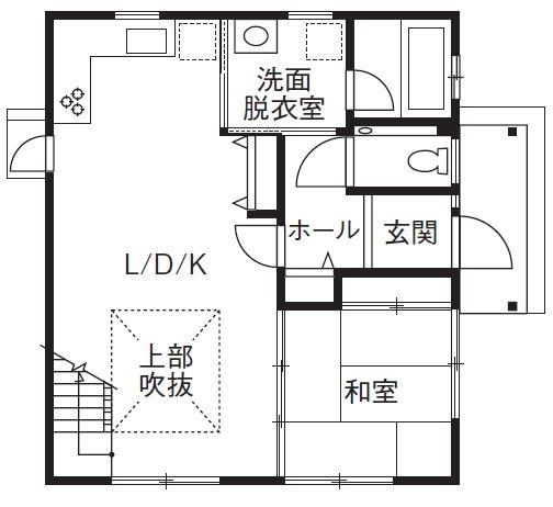 おしゃれで住み心地のよい国産ひのきの家が1800万円で実現!画像4