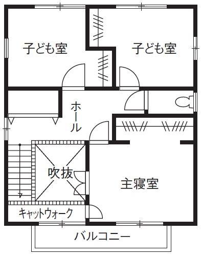 おしゃれで住み心地のよい国産ひのきの家が1800万円で実現!画像5