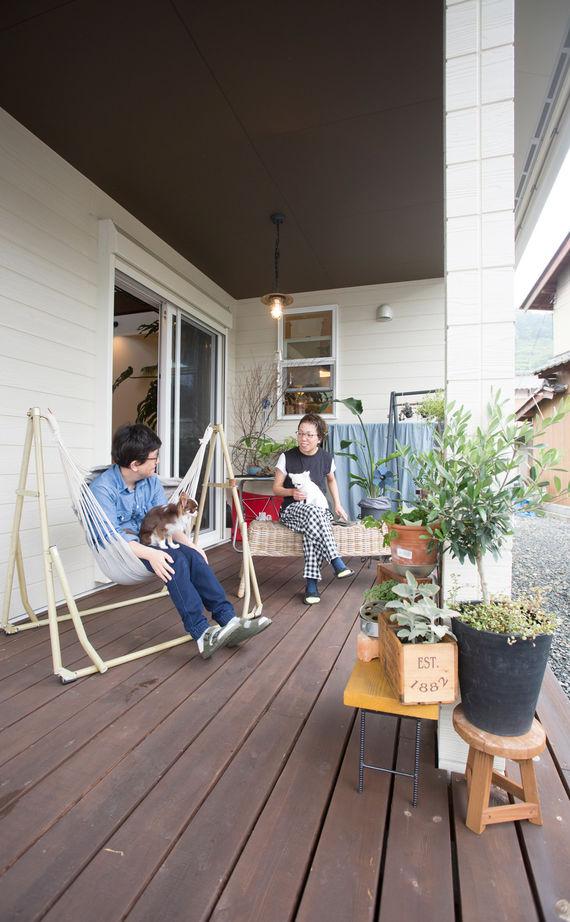 [京都・~1500万円・30坪以下・駐車場有]無垢材、漆喰などをふんだんに使った平屋の実例(間取り有)画像3