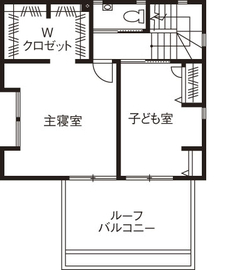 20坪の敷地で広く暮らす工夫が満載。ビルトインガレージや大収納空間「蔵」画像6