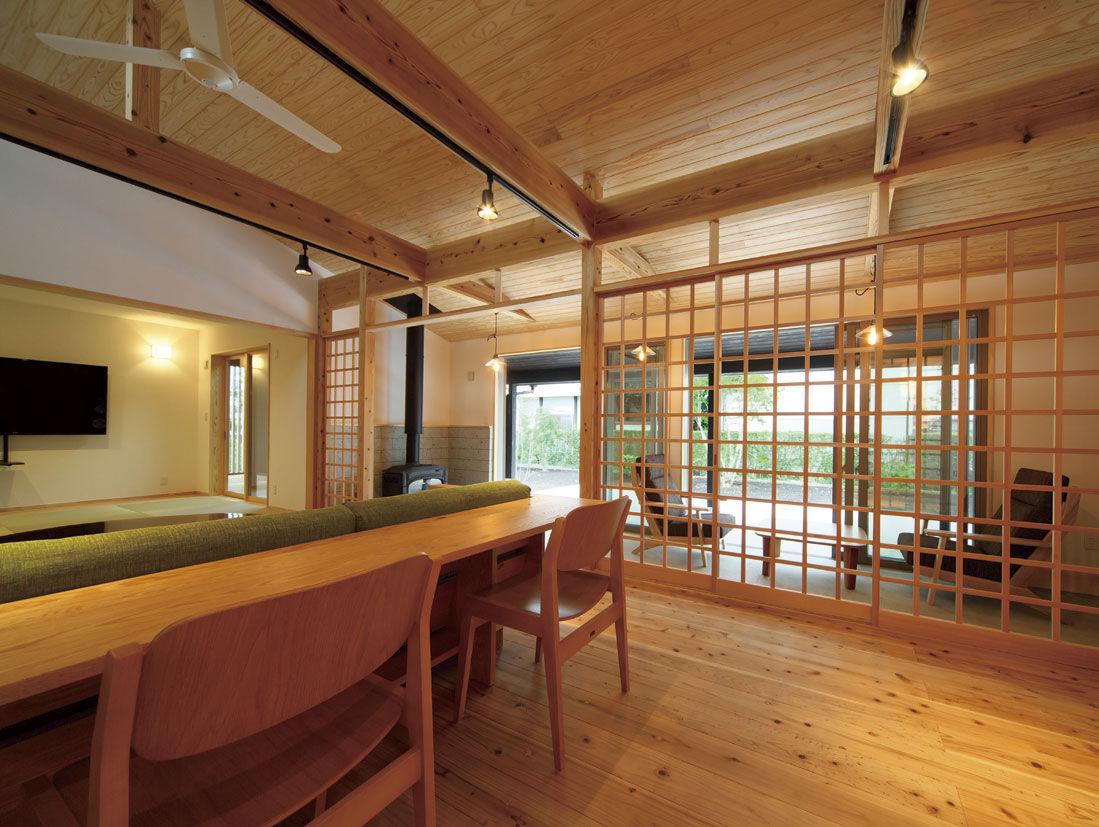 【2,240万円】自然も人もおおらかに迎え呼び寄せる、土間のある平屋の暮らし画像2
