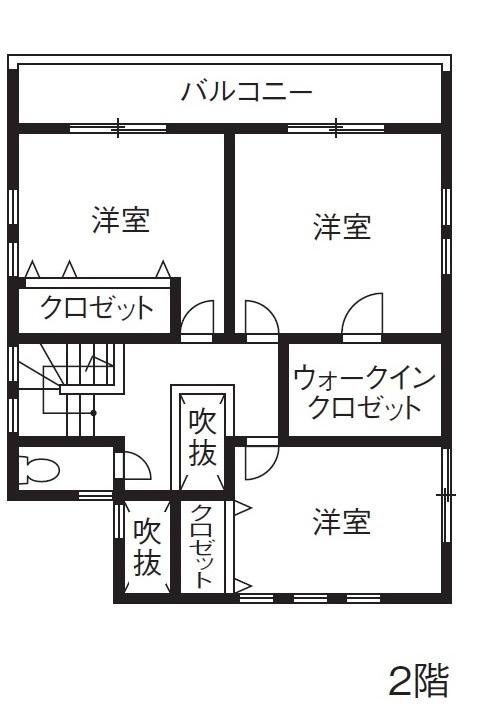 【1500万円】【間取り有】土地探しから依頼して予算内で形に。バイクガレージのあるシンプルモダンな家画像5