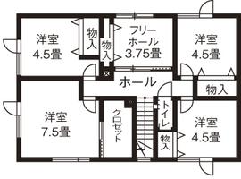 【1500万円~2000万円】倉庫のような外観が印象的 毎日の暮らしを楽しむわが家画像5