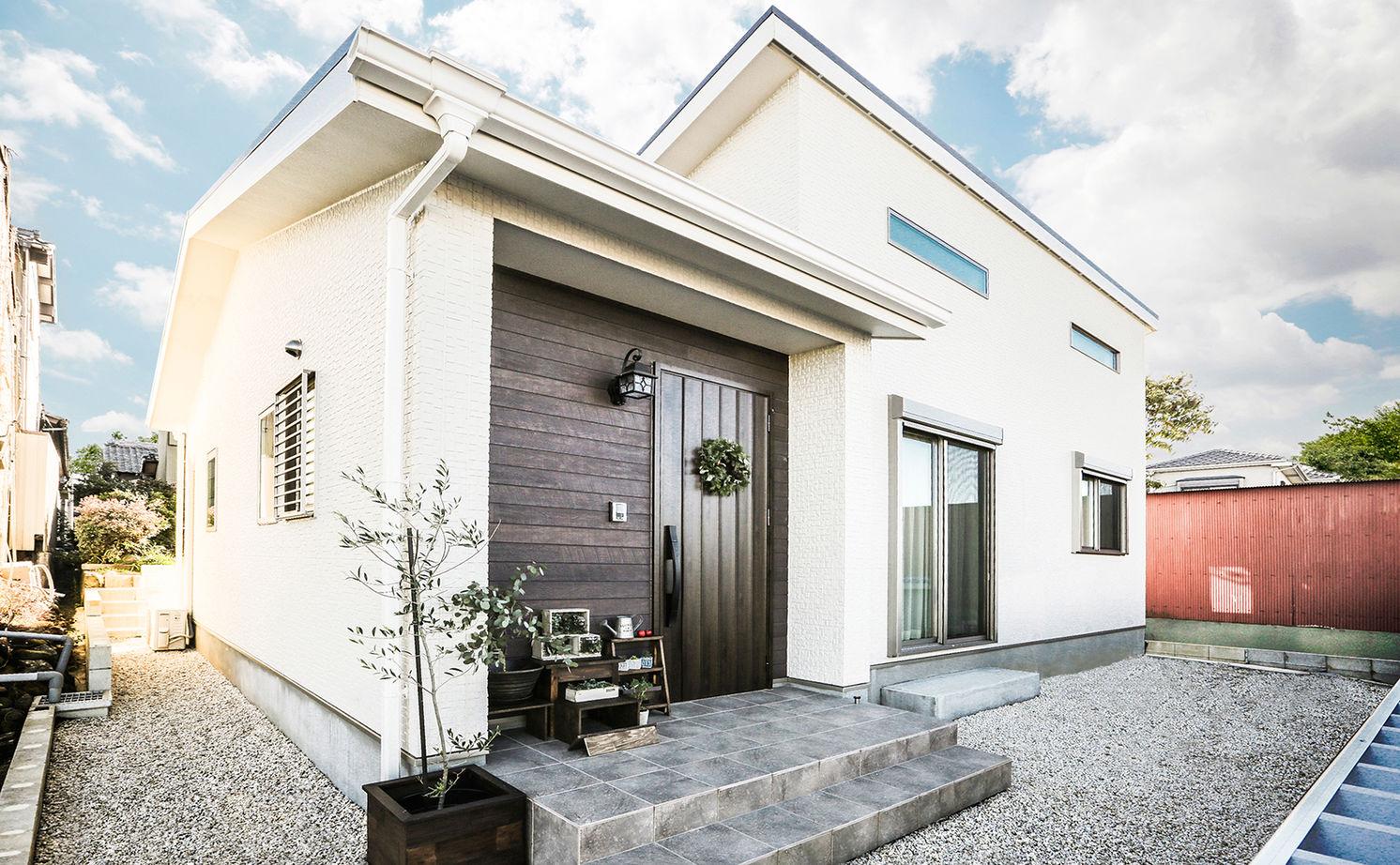 【平屋住宅×おしゃれ×1000万円台】空間を活かしたコンパクト設計のデザイナーズ住宅  間取り図画像1