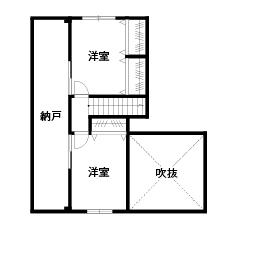 【滋賀県 東近江市×2000~2500万円】「カバードポーチのある家」カルフォルニアスタイルの平屋風画像5