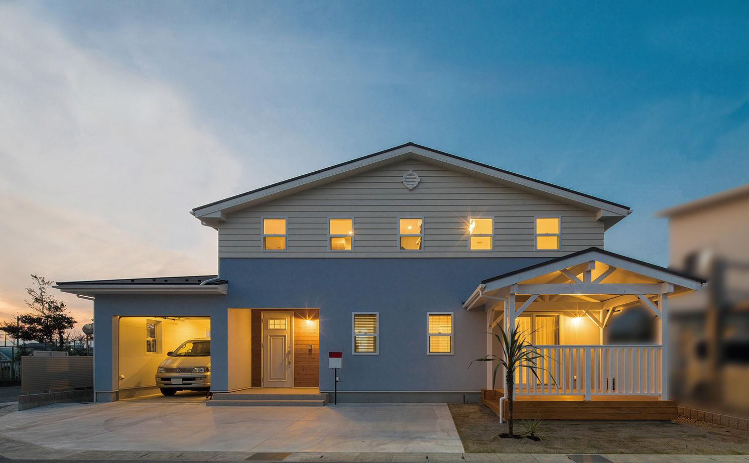 【滋賀県近江八幡市×2000万~2500万円】毎日の暮らしが楽しくなる、ビルトインガレージのある家。画像1