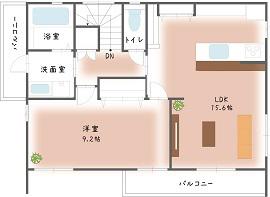 【36坪2000万円台】念願のビリヤード室は24畳のゆとり!予算内で実現する土地探しからスタート※間取りあり画像5