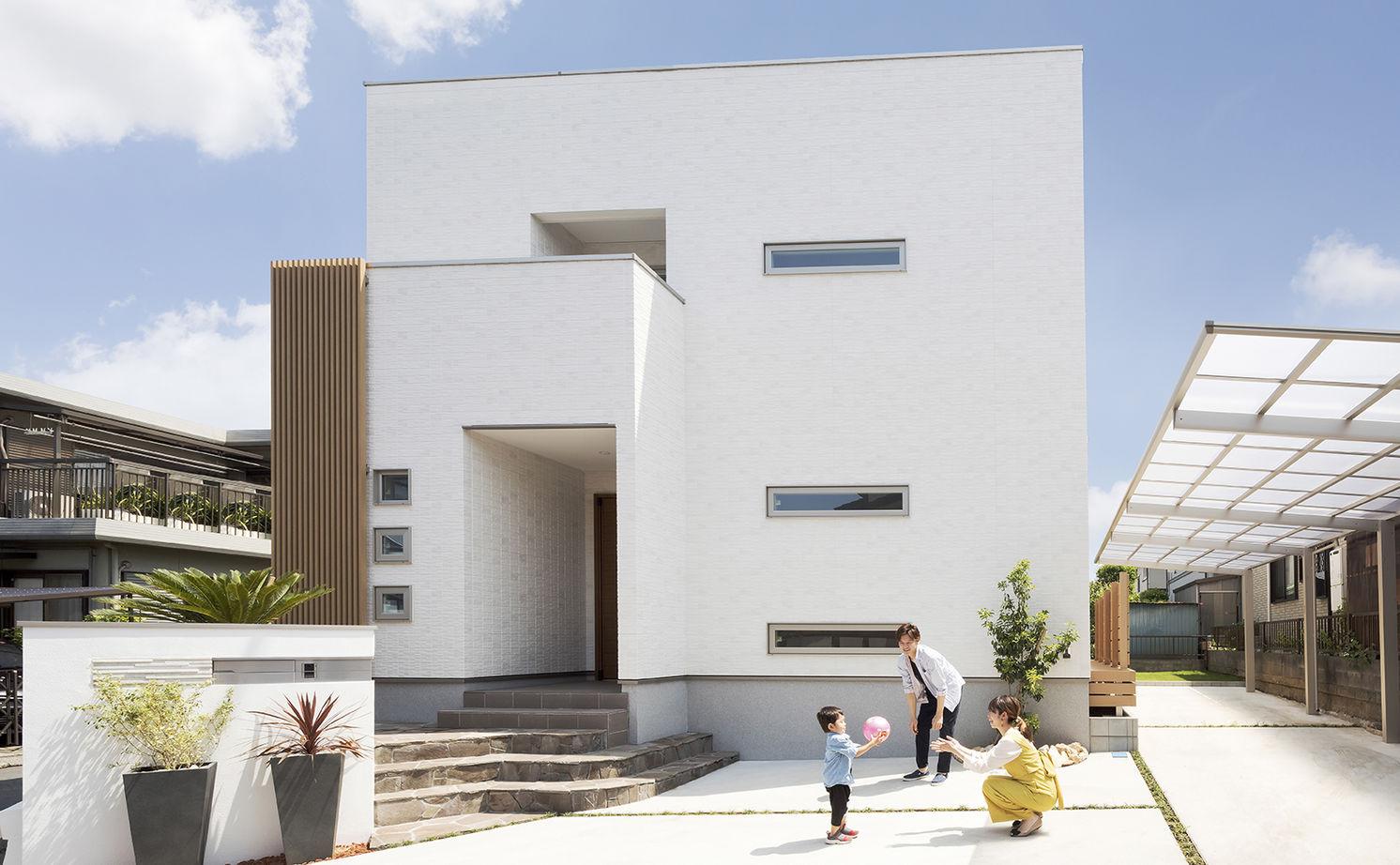 【2000~2500万円】【共働き】【子育て】共働き夫婦が子どものために選んだフル装備住宅画像1
