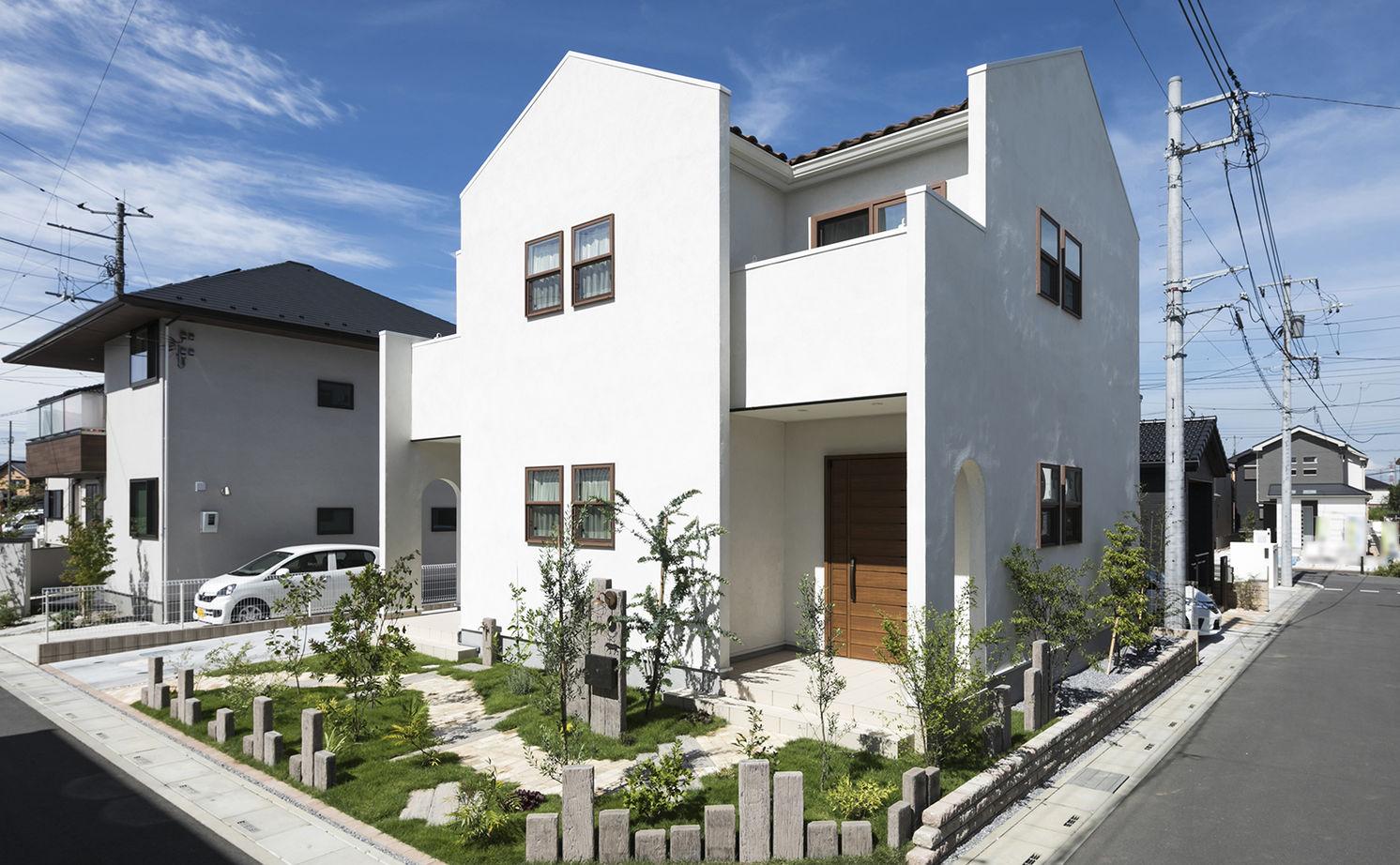 【1500~2000万円】【趣味を楽しむ】【間取り図有】素材とデザインにこだわったフル装備住宅画像2