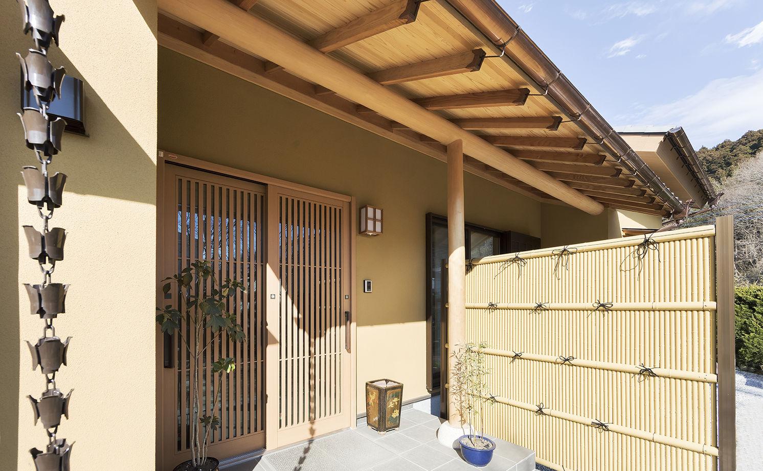 【純和風】【平屋】【二世帯住宅】檜が香る美しい純和風建築のフル装備住宅画像2