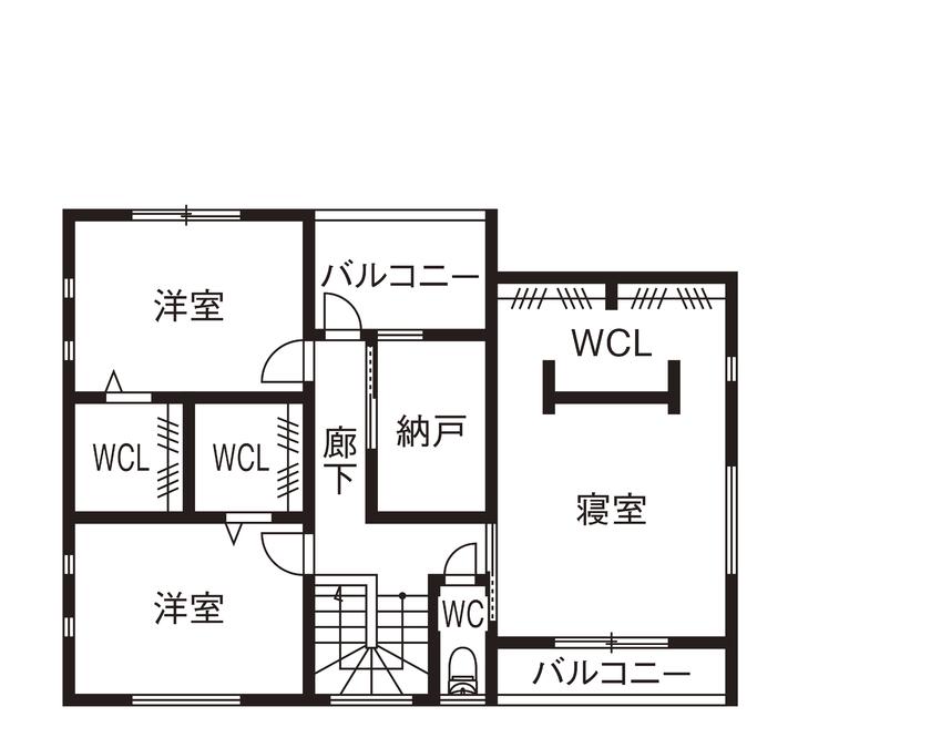 【和歌山/2000万円台/45坪/間取り図有】程よい距離感を保った居心地の良い2世帯同居スタイル画像5