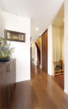 【1500~2000万円】建て替え前の思い出も残して 動線のスムーズな家が完成画像2