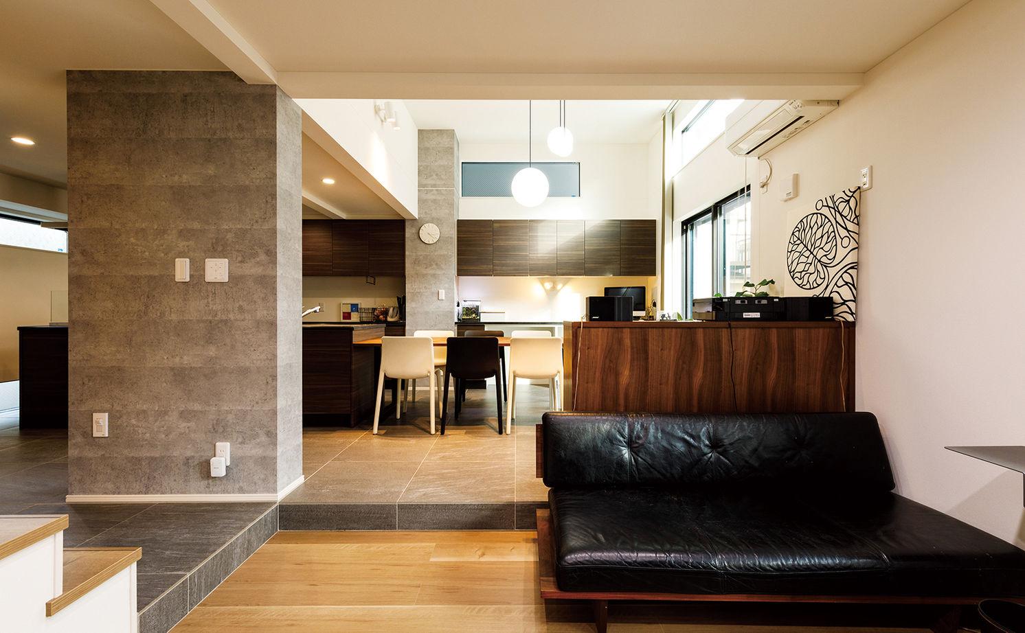 【3100万円】空間にメリハリを生む段差のある住まい。屋上や床下大収納も実現画像1