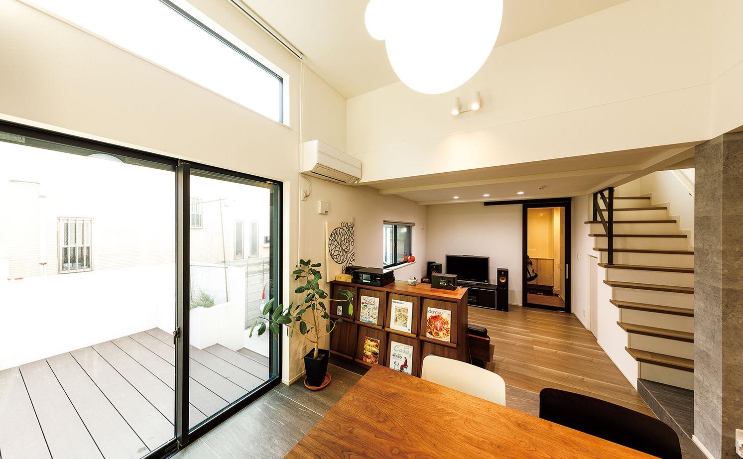 【3100万円】空間にメリハリを生む段差のある住まい。屋上や床下大収納も実現画像2