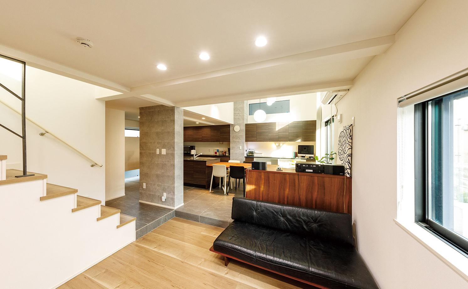 【3100万円】空間にメリハリを生む段差のある住まい。屋上や床下大収納も実現画像3