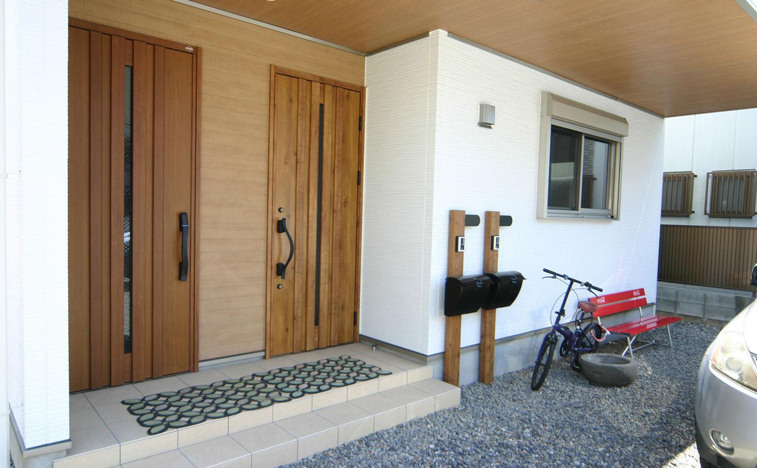【30坪・完全分離型二世帯】ロフトや吹き抜けを活かして、限られた空間でも快適な完全分離の二世帯住宅に画像2