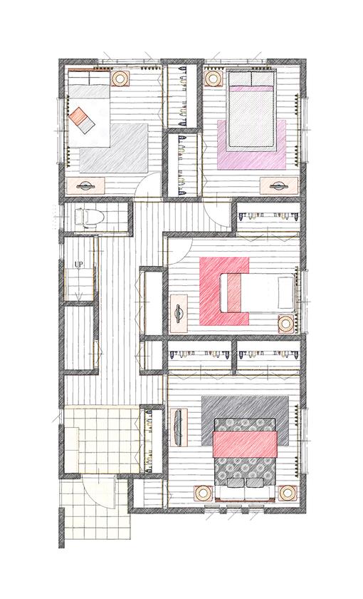 7坪のバルコニーをおしゃれに改造計画画像4