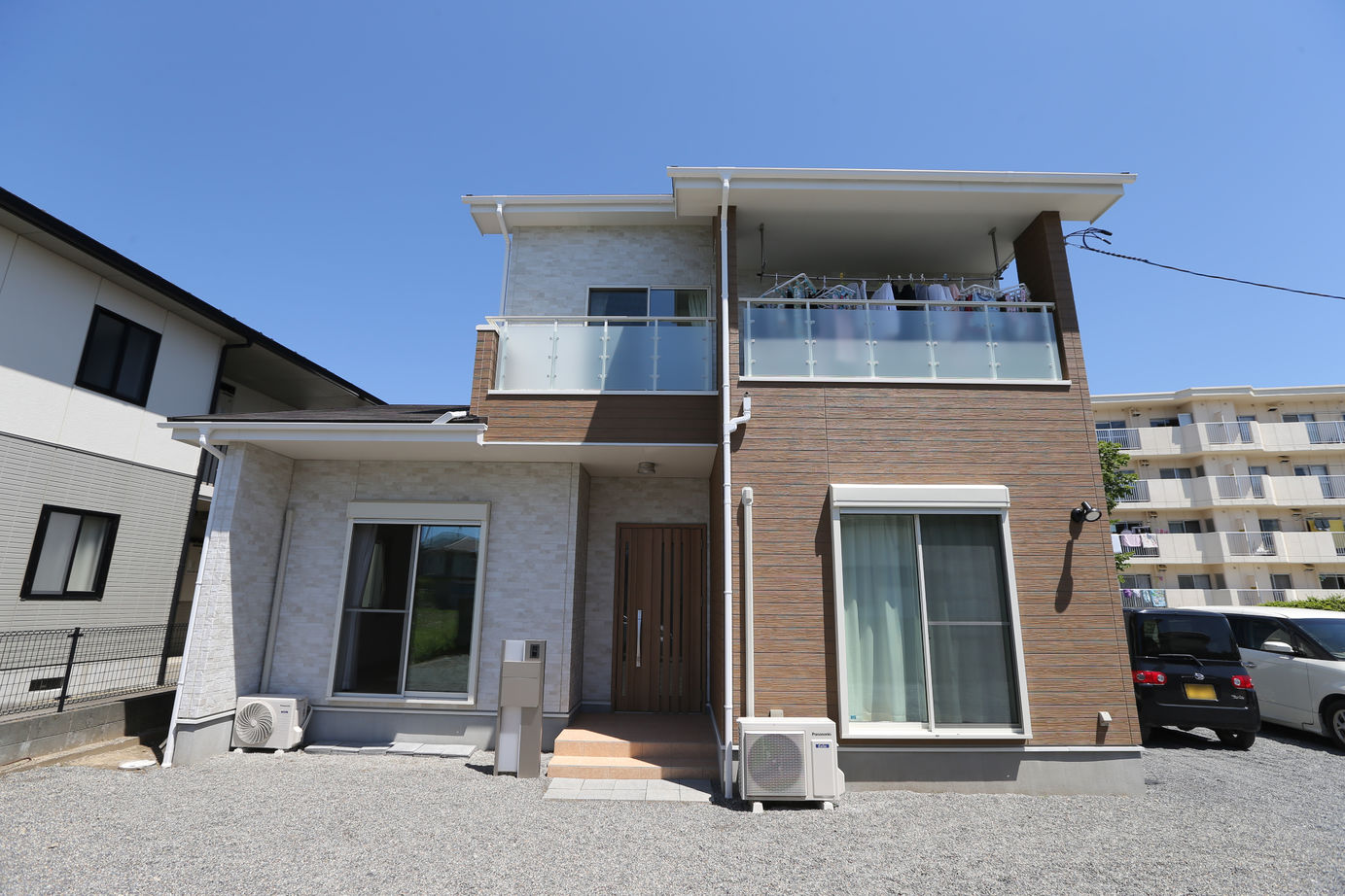 ブラーボコンフォート仕様の二世帯住宅画像2