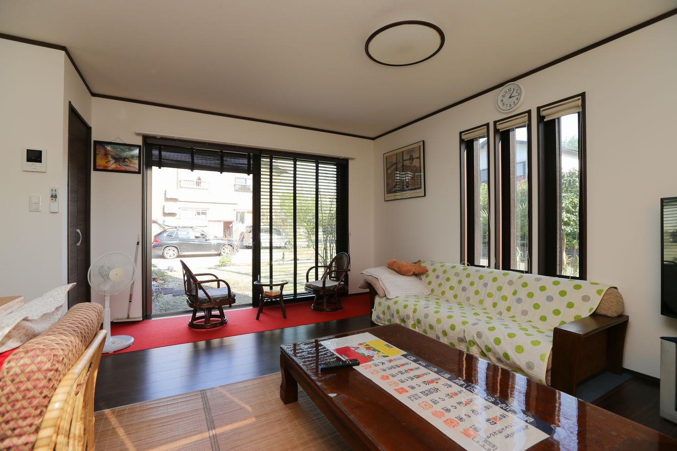 純和風デザインの住宅に建て替え!旅館イメージのお部屋に設計画像1