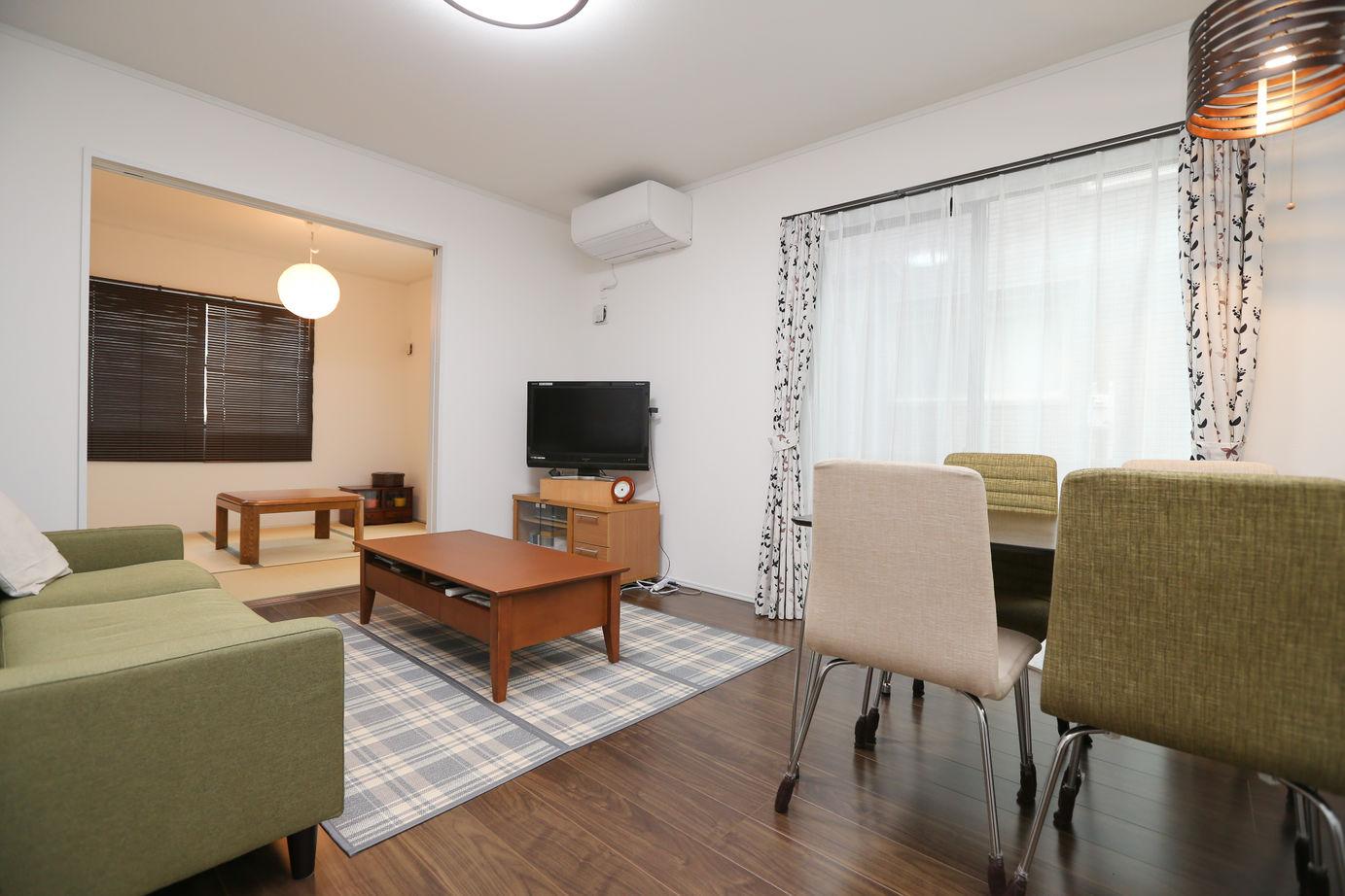デッドスペースを有効活用した二世帯住宅画像1
