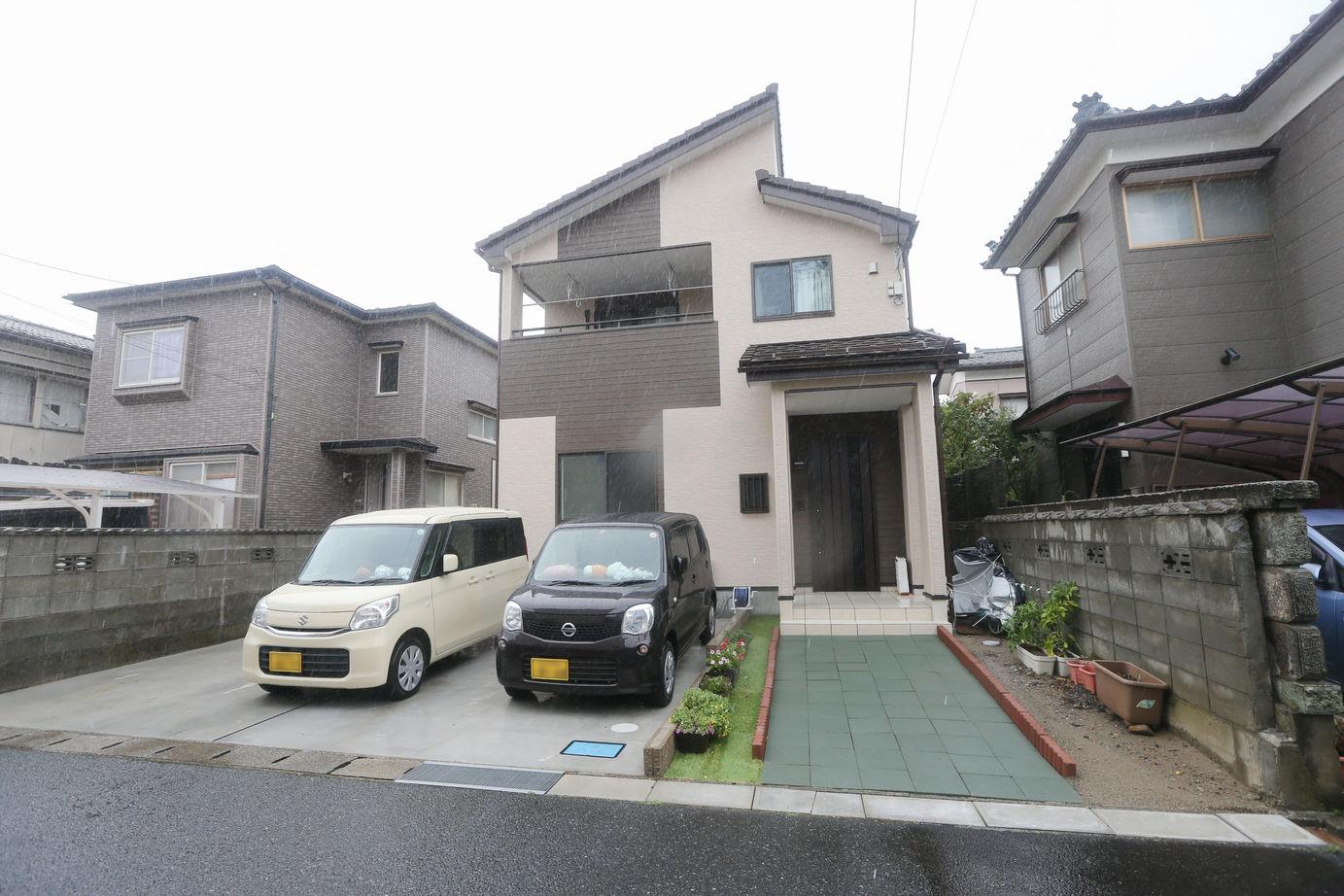 デッドスペースを有効活用した二世帯住宅画像2