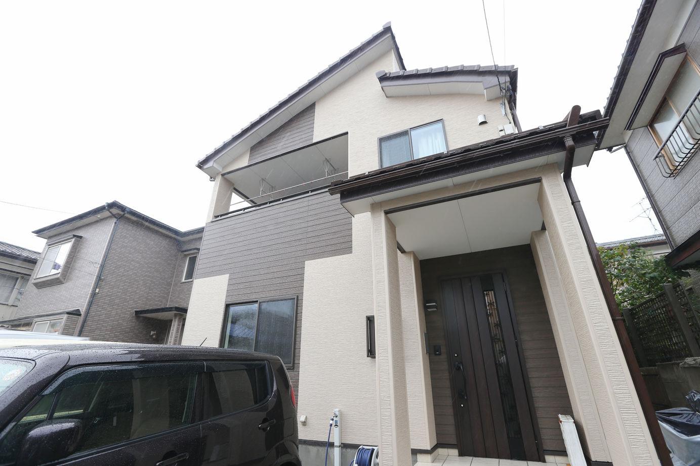 デッドスペースを有効活用した二世帯住宅画像3