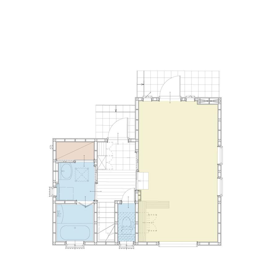震災を乗り越えて建てた店舗併用住宅画像4