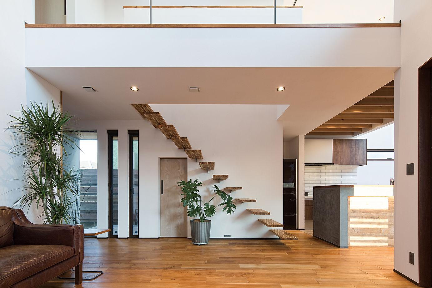 """光に溢れ、家の中を心地よい風が走り抜けていく。素材、デザインにとことんこだわった""""自分らしい家""""画像3"""