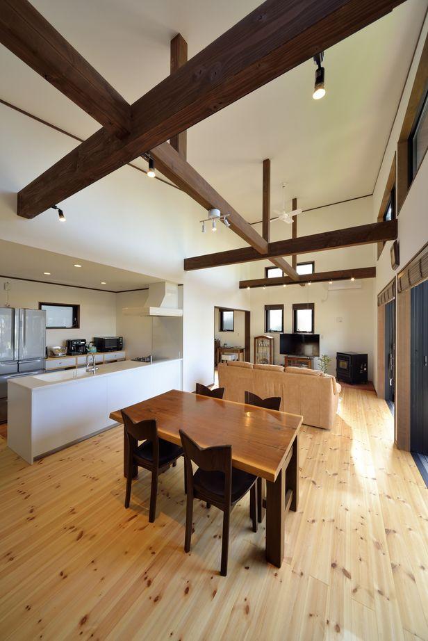 【1500~2000万円・カフェ風・平屋住宅】スローライフをテーマに 海を望むモダンな家画像2